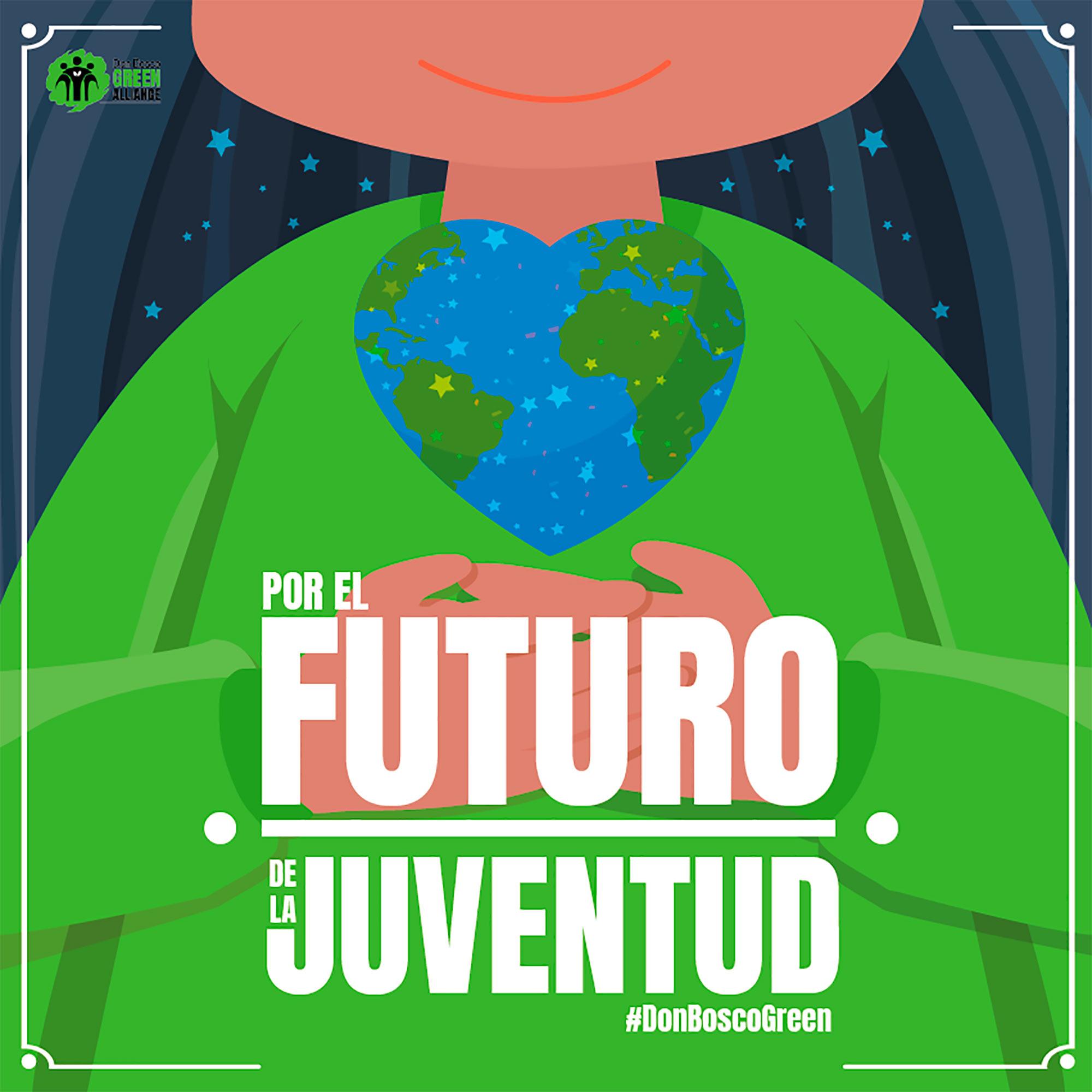 Don Bosco Green Alliance: Por el Futuro de la Juventud