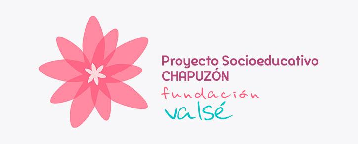 Fundación Valsé logo Proyecto Socioeducativo Chapuzón