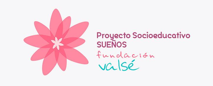 Fundación Valsé logo Proyecto Socioeducativo Sueños