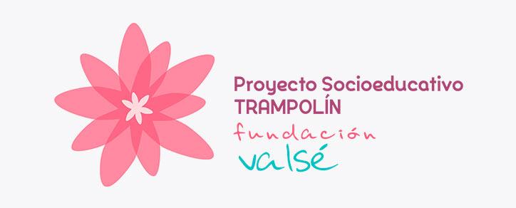 Fundación Valsé logo Proyecto Socioeducativo Trampolín