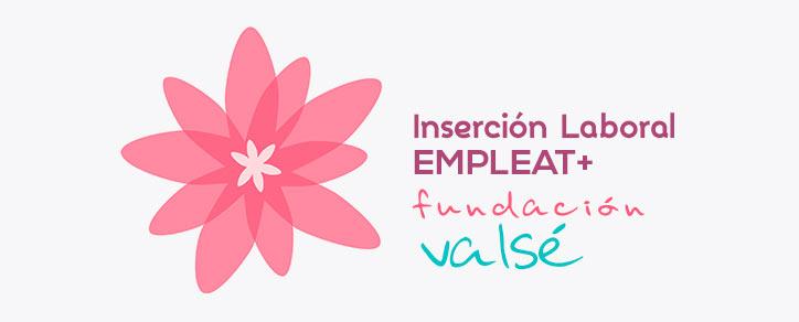 Fundación Valsé logo Inserción Sociolaboaral EMPLEAT