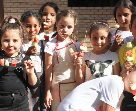 Fundación Valsé proyecto Extracurricular