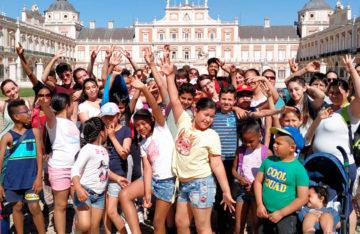 Proyecto Socioeducativo TRAMPOLÍN  (Ciudad Lineal – Madrid)  en CEJUSA