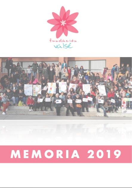 fundación Valsé Transparencia Memoria 2019